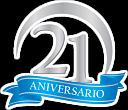 Icono de una escarapela que muestra un 18 en el medio